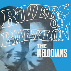 The Melodians - Rivers Of Babylon LP (Orange Vinyl)
