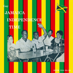 Gay Jamaica Independence Time LP (Orange Vinyl)