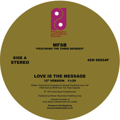 MFSB - Love Is The Message 12-Inch