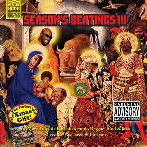 J-Squared & Hudson - Season's Beatings III Mix CD