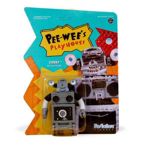 Pee-wee's Playhouse ReAction Conky Figure