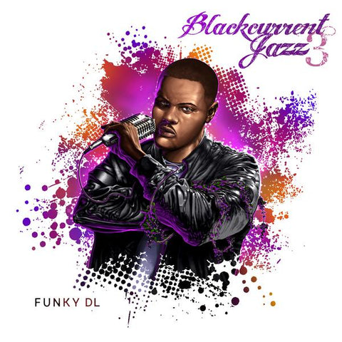 Funky DL - Blackcurrant Jazz 3 LP