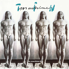 Tin Machine - Tin Machine II LP (Silver Vinyl)