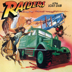 Raiders Of The Lost Dub LP