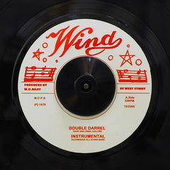 Dave & Ansel Collins - Double Barrell 7-Inch