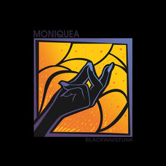 Moniquea - Blackwavefunk LP