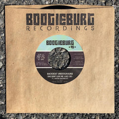 Backbeat Underground - She Don't Love Me (Like I Do) ft. Aaron Abernathy b/w Instrumental 7I-Inch