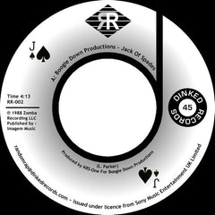 Boogie Down Productions - Jack Of Spades / Jack Of Spades (Instrumental)