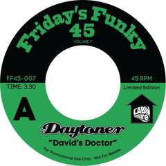 Daytoner - David's Doctor / Ooh Lalo 7-Inch