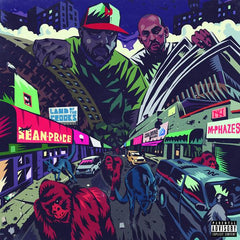 Sean Price / M-Phazes - Land Of The Crooks LP