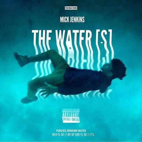 Mick Jenkins - The Water(s) 2LP