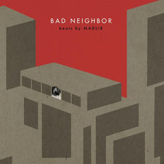 Madlib - Bad Neighbor Instrumentals 2LP + Download