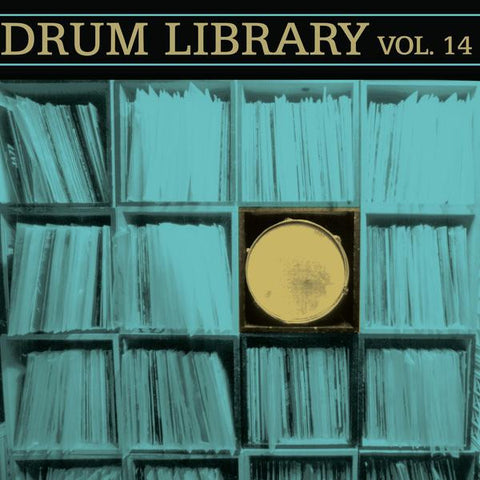 Paul Nice - Drum Library Vol. 14
