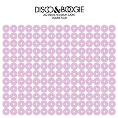 Disco & Boogie - 200 Breaks & Drum Loops Volume 4 LP