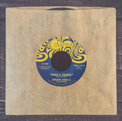 Durand Jones - Make A Change / Is It Any Wonder 7-Inch
