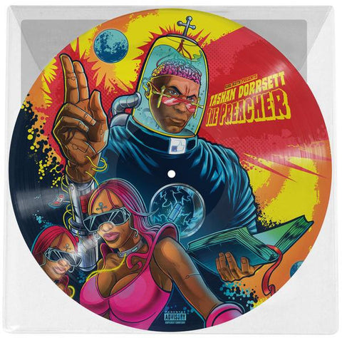 Kool Keith presents: Tashan Dorrsett - The Preacher (Deluxe Edition: Picture Disc)