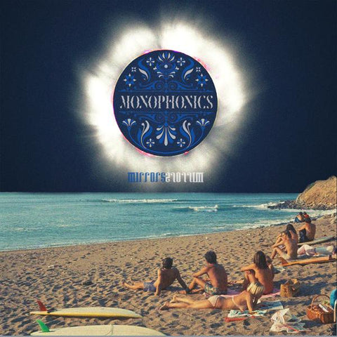 Monophonics - Mirrors EP (Coke Bottle Clear Vinyl)