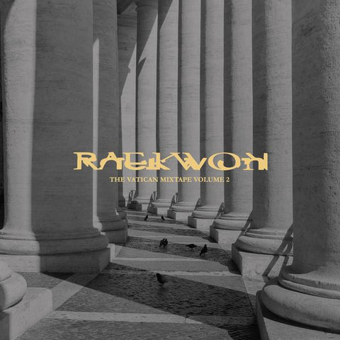 Raekwon - The Vatican MIxtape Vol 2 2LPs