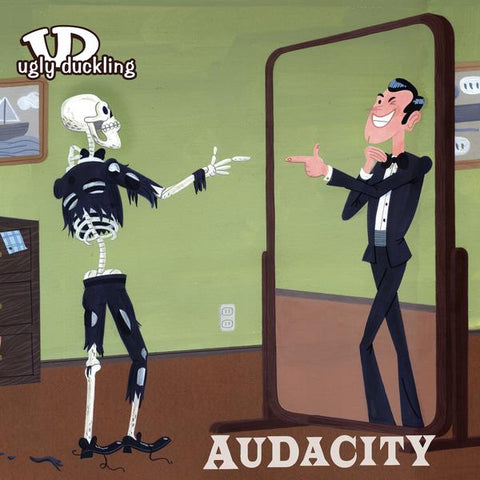 Ugly Duckling - Audacity 2LP + 7-Inch