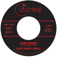Black Market Brass - War Room / Into The Thick 7-Inch