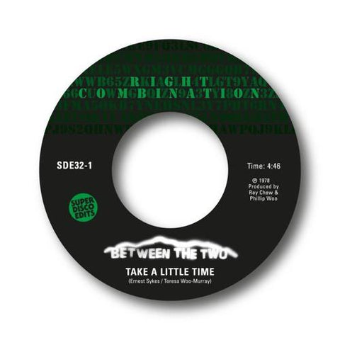 Between The Two - Take A Little Time 7-Inch