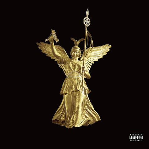 Mayhem Lauren x DJ Muggs - Frozen Angels EP