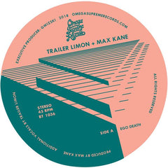 Trailer Limon & Max Kane - Ego Death b/w East Liberty Quarters - Mids 7-Inch