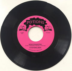 Chandeliers - High Diamond b/w Snake Bomb 7-Inch