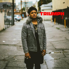 Ronald Bruner, Jr. - Triumph 2LP + Download