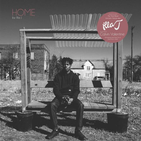 Illa J - Home LP + Download