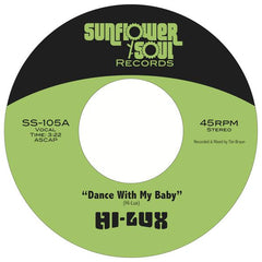 Hi-Lux - Dance with My Baby 7-Inch