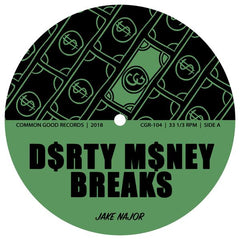 Jake Najor - Dirty Money Breaks 7-Inch