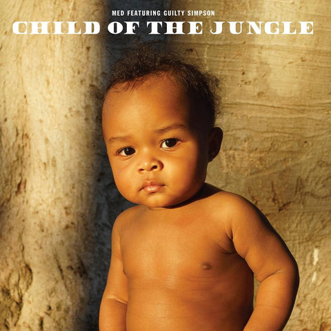 MED & Guilty Simpson - Child Of The Jungle LP