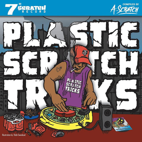 A-Scratch - Plastic Scratch Tricks 7-Inch
