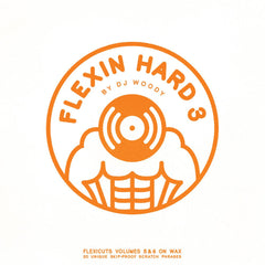 DJ Woody - Flexin Hard 3 LP