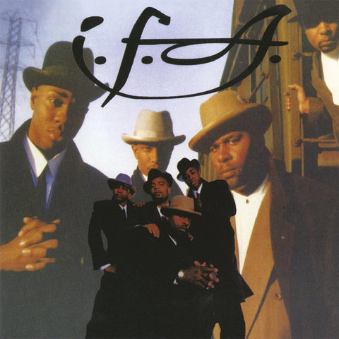 i.f.A. - International Family Affair 2LP