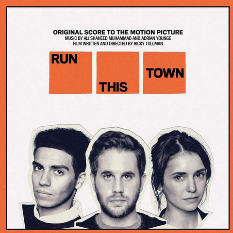 Adrian Younge & Ali Shaheed Muhammad - Run This Town: Original Score LP