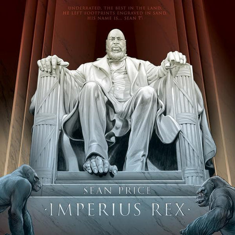 Sean Price - Imperius Rex 2LP