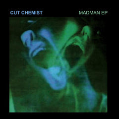 Cut Chemist - The Content Label EP