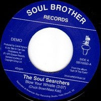 Soul Searchers - Blow Your Whistle / Ashleys Roachclip 7-Inch