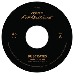 Buscrates - You Got Me 7-Inch