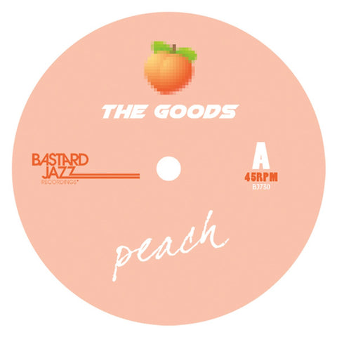 The Goods - Peach 7-Inch