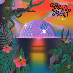 Captain Planet - No Visa LP