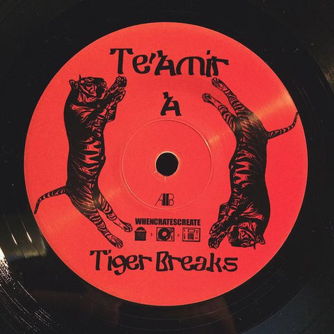 Te'Amir Sweeney - Tiger Breaks 7-Inch
