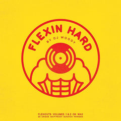 DJ Woody - Flexin Hard LP (Yellow Vinyl)