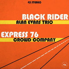 Ae3 & Crowd Company - Express 76 & Black Rider 7-Inch