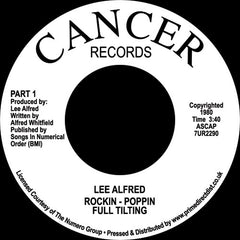 Lee Alfred - Rockin - Poppin 7-Inch