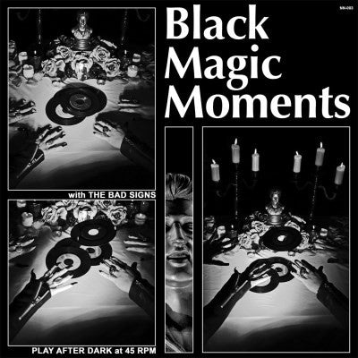 The Bad Signs - Black Magic Moments EP