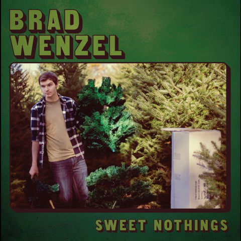 Brad Wenzel - Sweet Nothings LP