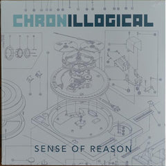 Sense of Reason/Texas Scratch League - ChronILLogical 10-Inch EP